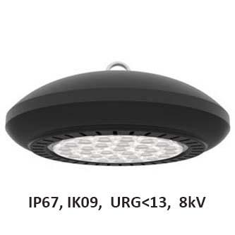 Průmyslová LED lampa SH